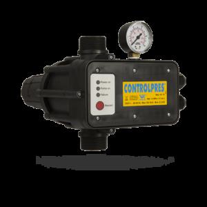 Controlpress - Nastaviteľný vypínací tlak