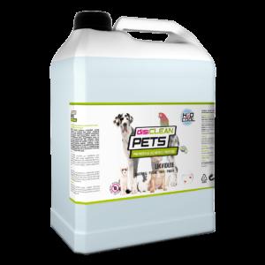 Dezinfekcia pre veterinárov disiCLEAN PETS - 25L