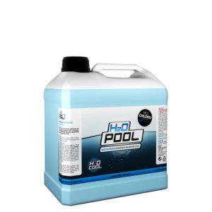 Bazénová dezinfekcia H2O POOL - 3L