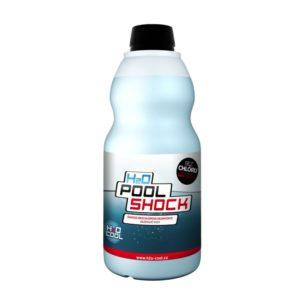 Šoková dezinfekcia bazénov H2O POOL SHOCK - 1L
