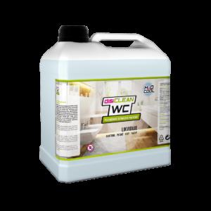 Dezinfekcia sanity disiCLEAN WC - 10L