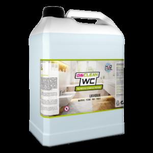 Dezinfekcia sanity disiCLEAN WC - 25L
