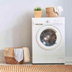 Práčka a textil